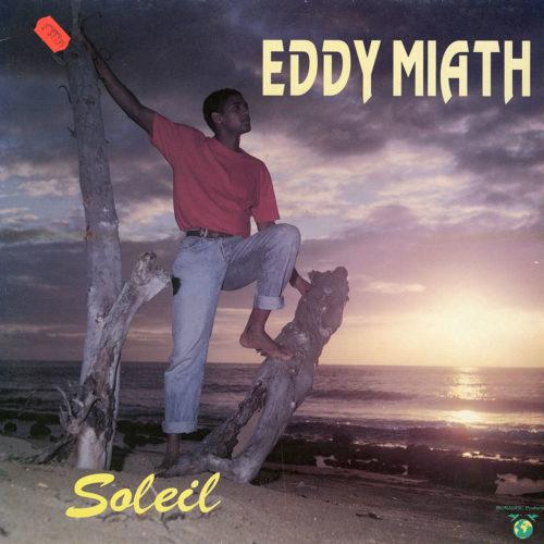 Eddy Miath Soleil Moradisc LP Vinyl