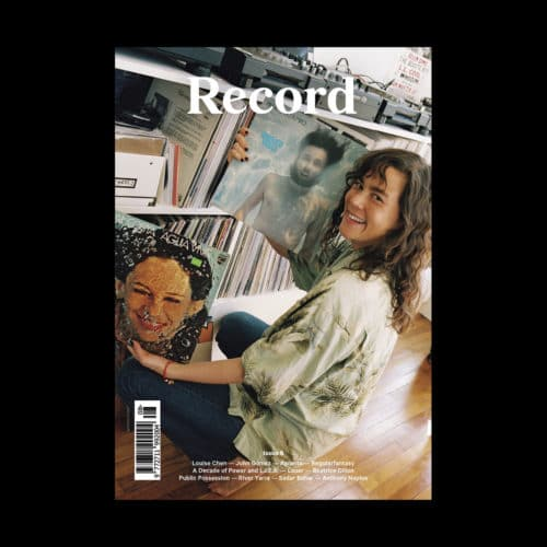 Record Culture Magazine Issue 08 Record Merchandise Vinyl