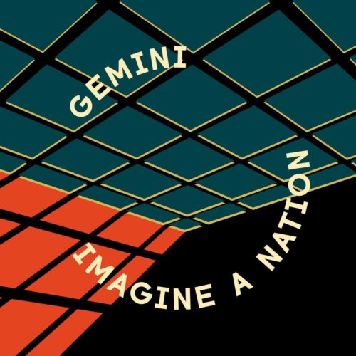 Gemini Imagine-A-Nation Anotherday Records 2x12, Reissue Vinyl