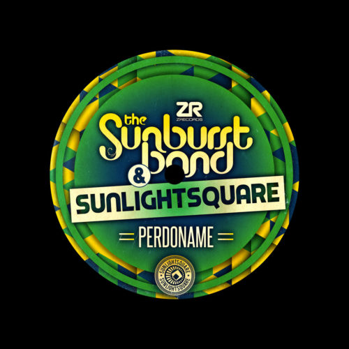 "Sunlightsquare, The Sunburst Band Perdoname Z Records 12"" Vinyl"