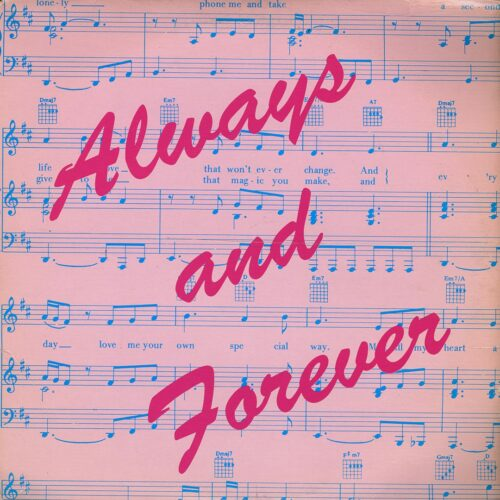 Various Always And Forever Marsil Productions 3xLP, Compilation Vinyl