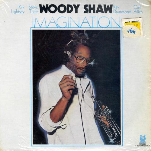Woody Shaw Imagination Muse Records LP Vinyl