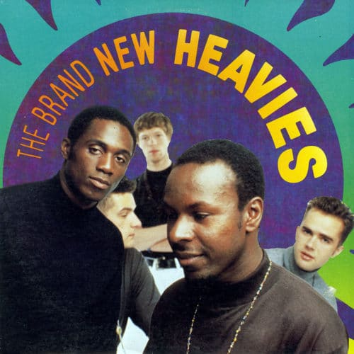 The Brand New Heavies The Brand New Heavies Delicious Vinyl LP Vinyl