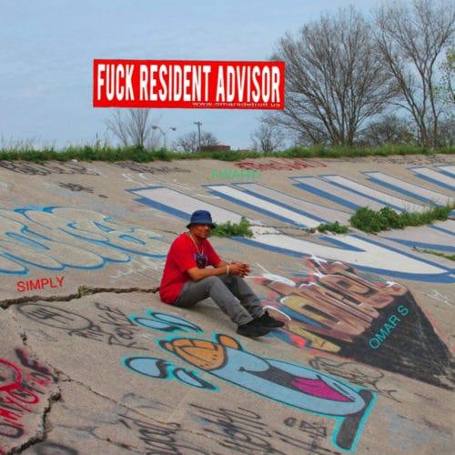 Omar-S Simply (Fuck Resident Advisor) FXHE Records 2x12 Vinyl