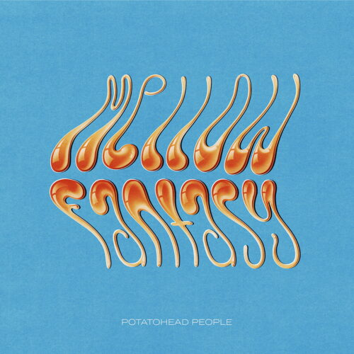 Potatohead People Mellow Fantasy Bastard Jazz LP Vinyl