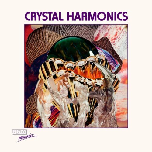 Ocean Moon Crystal Harmonics Be With, KPM Music Ltd. LP Vinyl