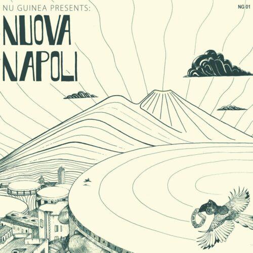 Nu Guinea Nuova Napoli NG Records LP, Repress Vinyl