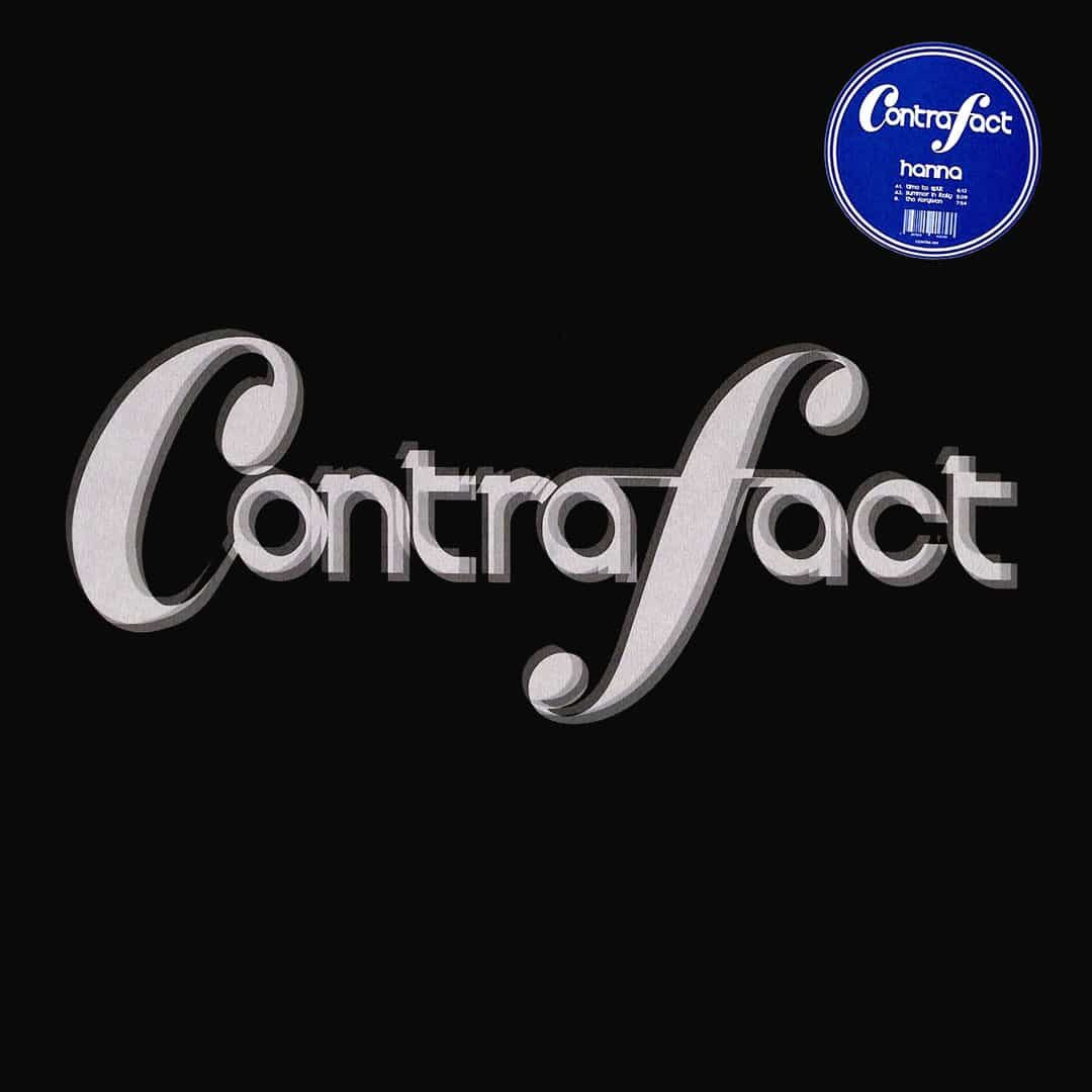 "Hanna Love All Contrafact 12"" Vinyl"