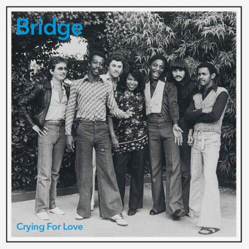 Bridge Crying For Love High Jazz 2xLP, Reissue Vinyl