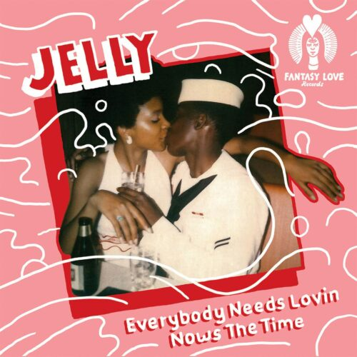"Jelly Everybody Needs Lovin / Hey Look At Me Fantasy Love Records 7"", Reissue Vinyl"