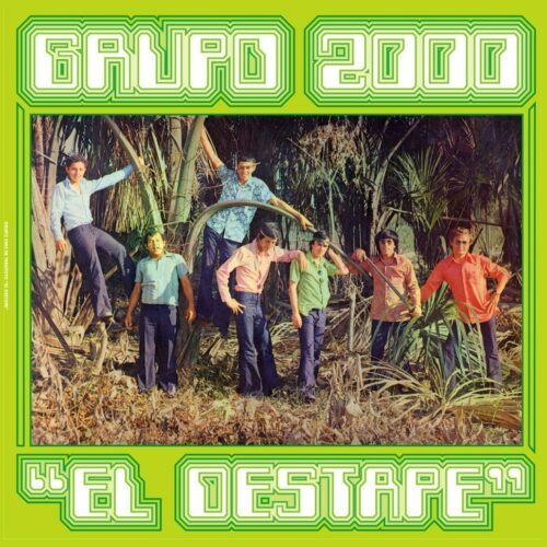 Grupo 2000 El Destape Light In The Attic LP Vinyl