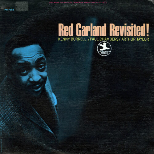 Red Garland Revisited! Prestige LP, Reissue Vinyl