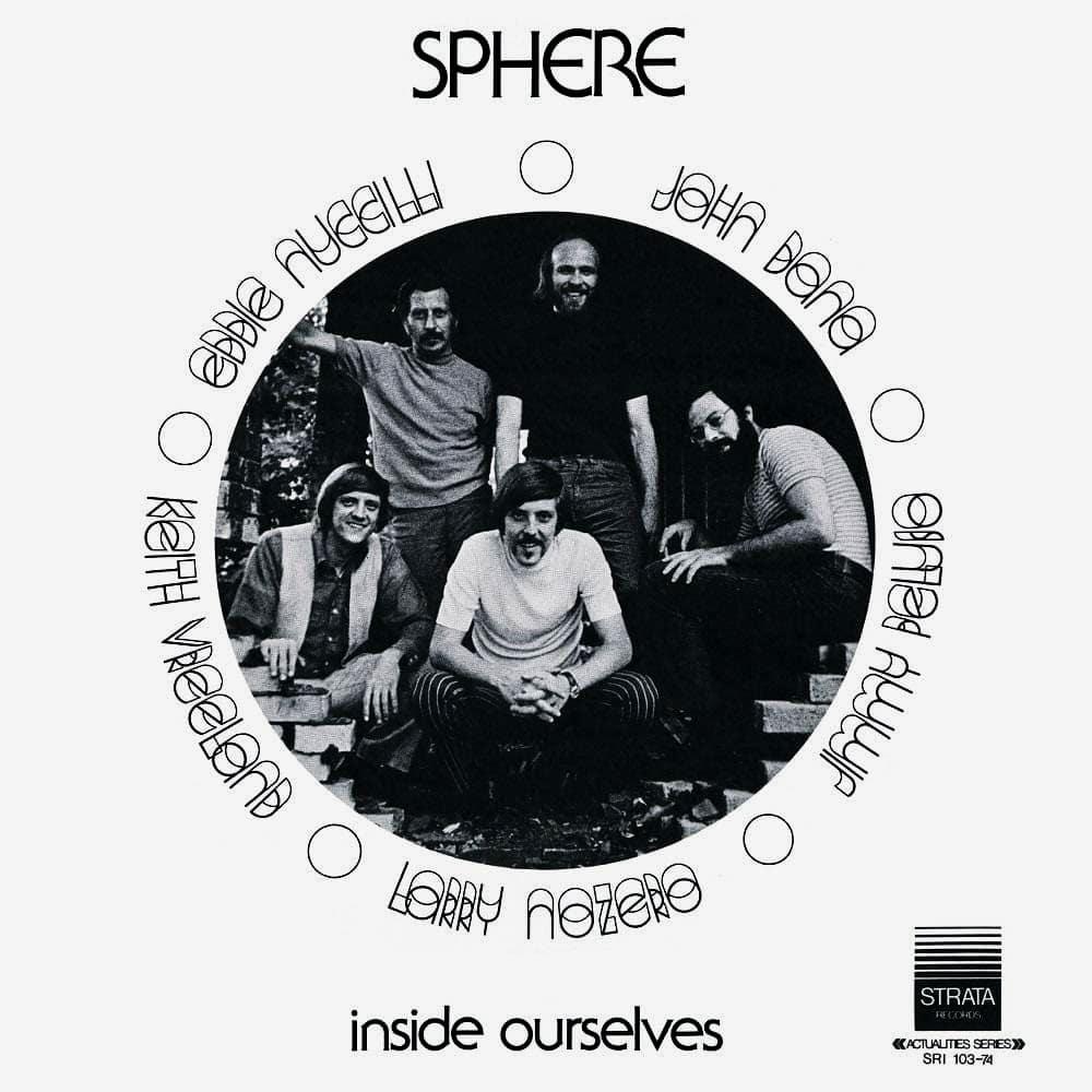 Sphere Inside Ourselves 180 Proof, Strata Records 2xLP, Reissue Vinyl