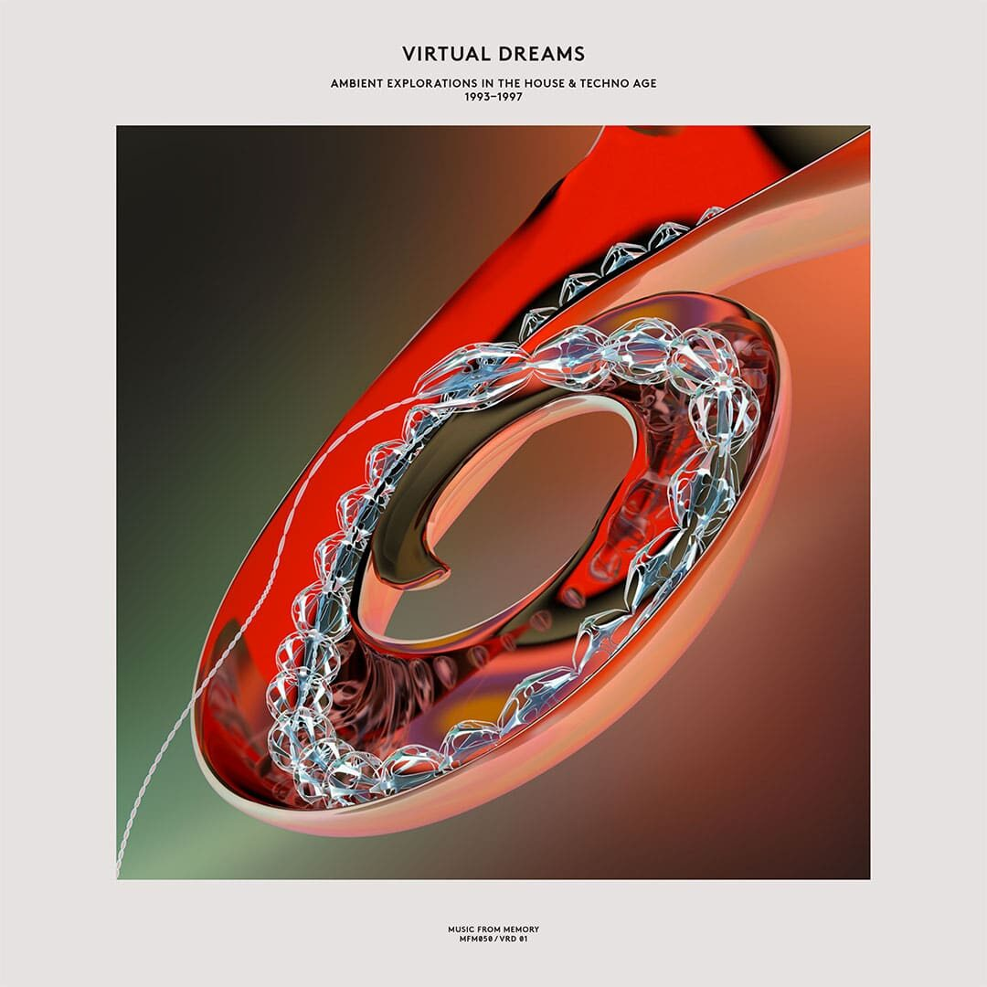 Various Virtual Dreams (Ambient Explorations In The House & Techno Age) Music From Memory 3xLP, Compilation Vinyl