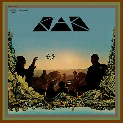 Kak Kak Mad About Records LP, Reissue Vinyl