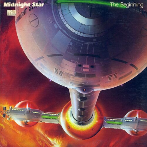 Midnight Star The Beginning Solar LP Vinyl