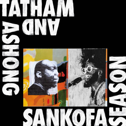 "Andrew Ashong, Kaidi Tatham Sankofa Season Kitto Records 12"" Vinyl"