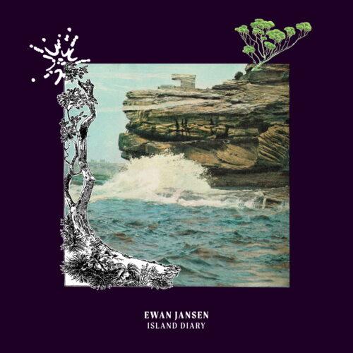 Ewan Jansen Island Diary Butter Sessions LP Vinyl