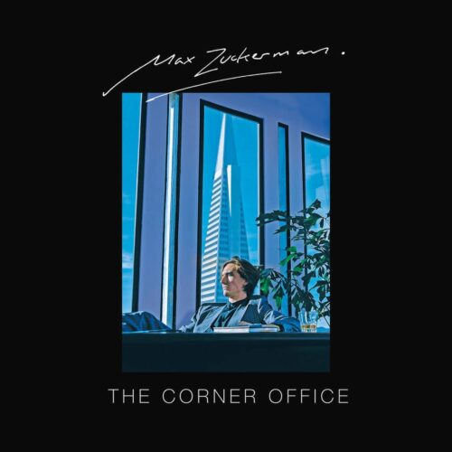Max Zuckerman The Corner Office City Baby LP Vinyl