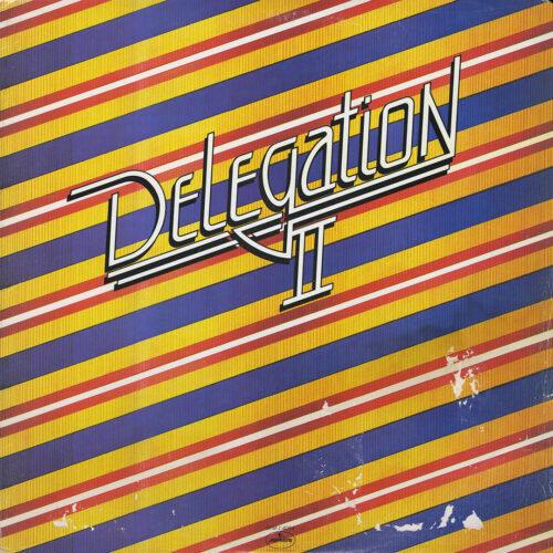 Delegation Delegation II Mercury LP, Promo Vinyl