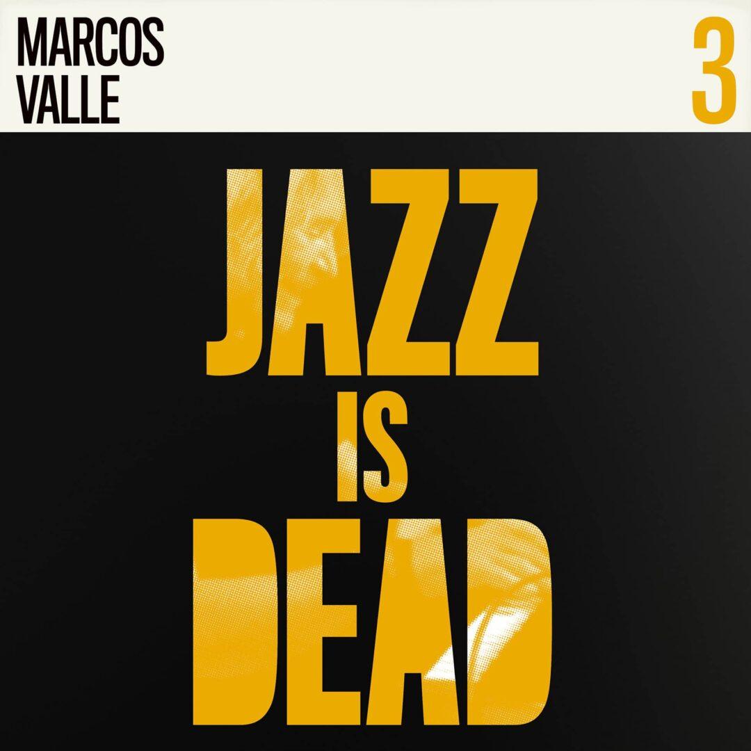 Adrian Younge, Ali Shaheed Muhammad Jazz Is Dead 3: Marcos Valle Jazz Is Dead LP Vinyl