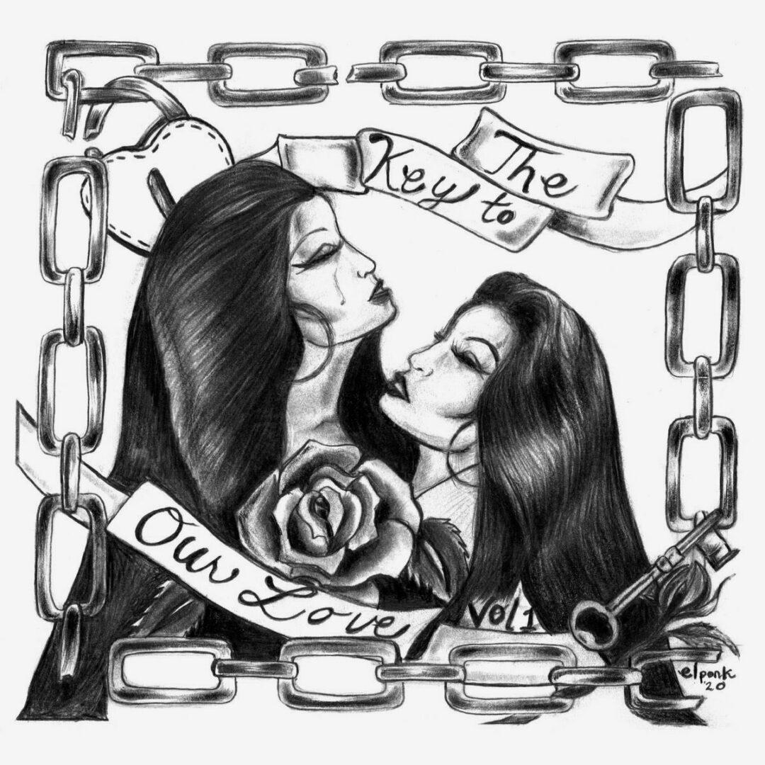 Various The Key To Our Love, Vol. 1 Symphonical LP Vinyl