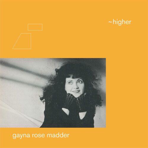 """Flo Sullivan, Gayna Rose Madder Higher Betonska 12"""", Reissue Vinyl"""