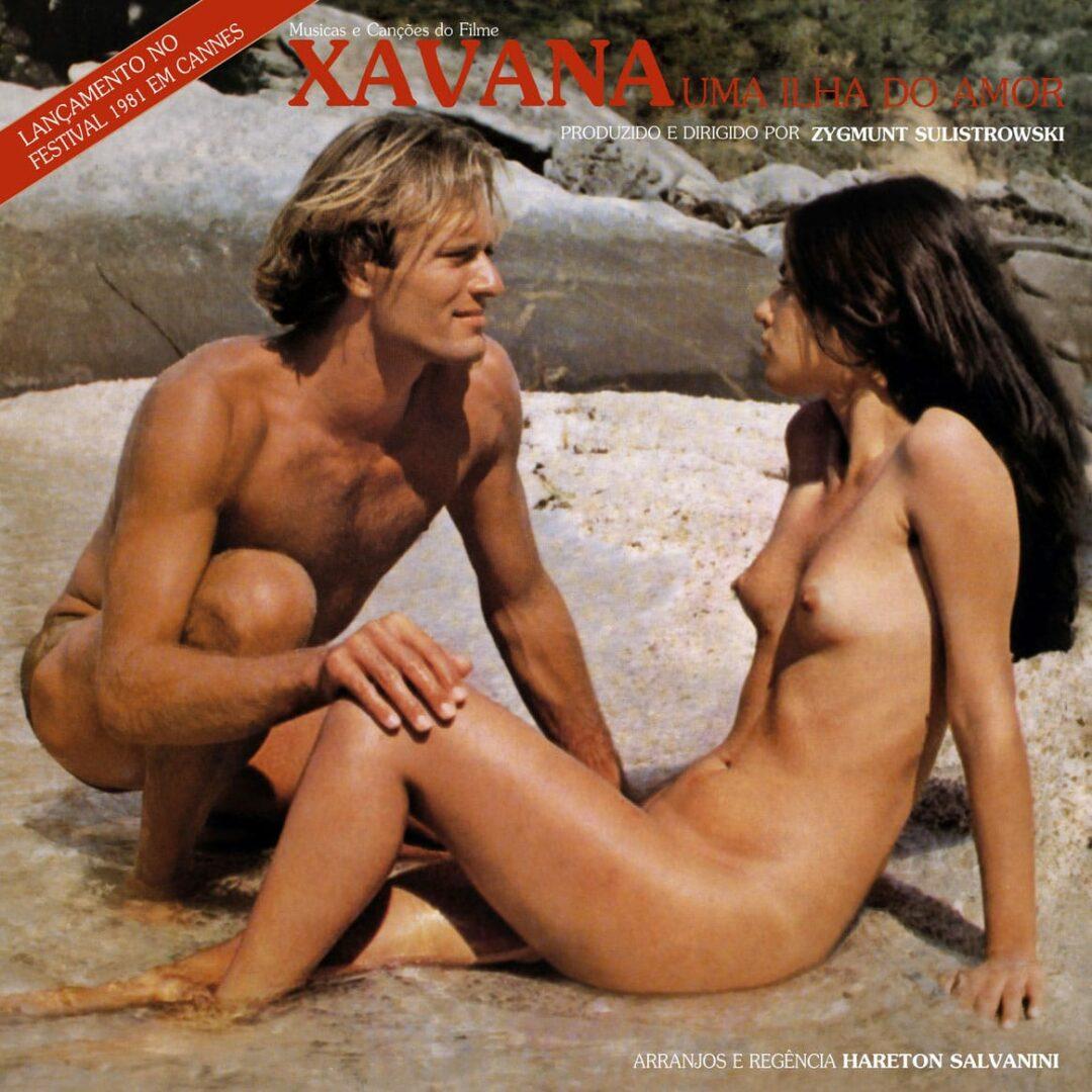 Hareton Salvanini Xavana, Uma Ilha Do Amor Mad About Records LP, Reissue Vinyl