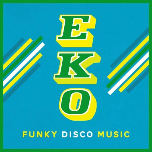 "Eko Funky Disco Music Fly By Night Music 12"", Reissue Vinyl"