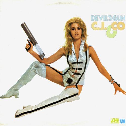 C.J. & Co Devil's Gun Atlantic, Westbound Records LP Vinyl
