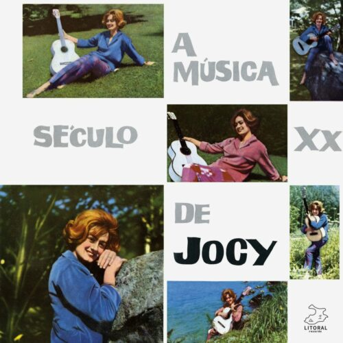 Jocy De Oliveira A Música Século XX De Jocy Litoral Records LP, Reissue Vinyl