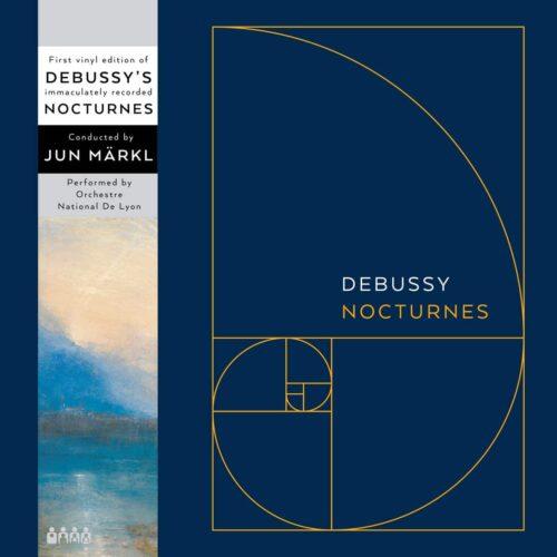 Debussy Nocturnes Edit Futurum LP, Reissue Vinyl