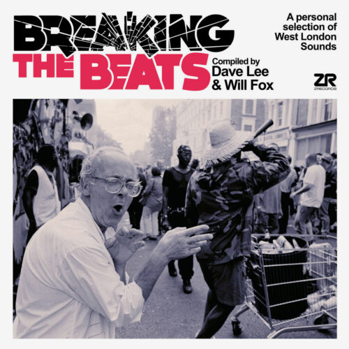 Joey Negro, Will Fox Breaking The Beats Z Records 2xLP, Compilation Vinyl