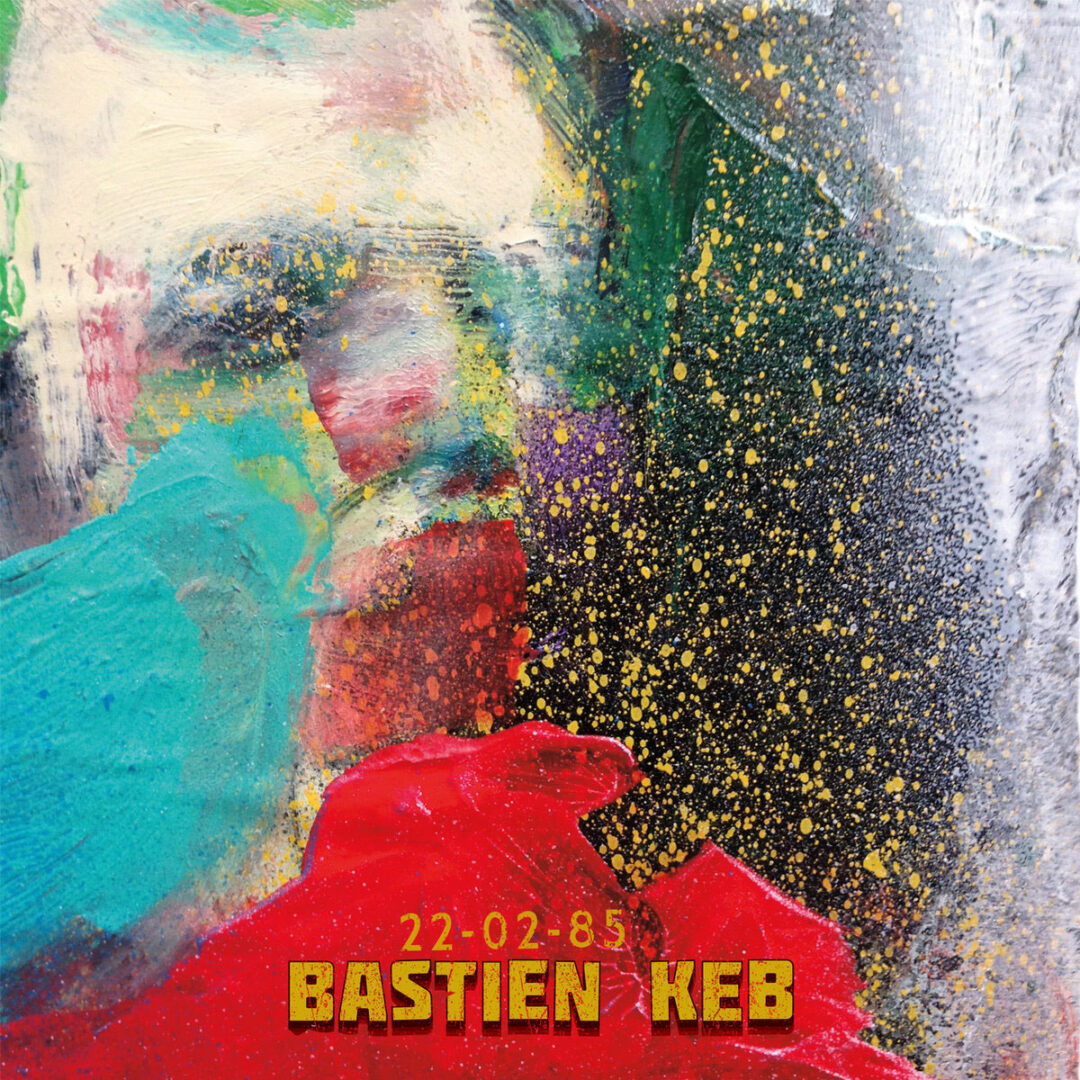 Bastien Keb 22.02.85 First World Records LP, Repress Vinyl