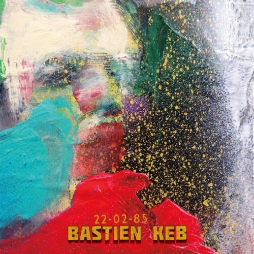 Bastien Keb 22.02.85 First World Records LP, Repress Vinyl