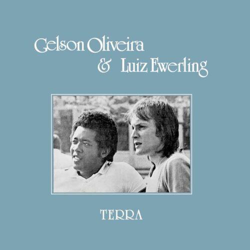 Gelson Oliveira, Luiz Ewerling Terra Mad About LP, Reissue Vinyl