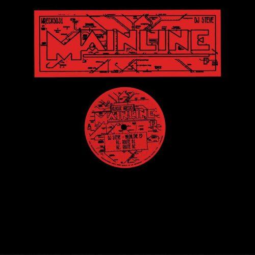 "DJ Steve Mainline EP Klasse Wrecks 12"" Vinyl"