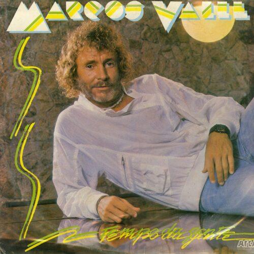 Marcos Valle Tempo Da Gente Arca LP Vinyl