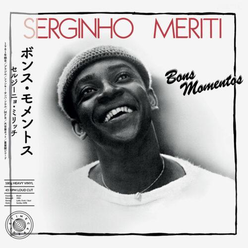 Serginho Meriti Bons Momentos Time Capsule LP, Reissue Vinyl