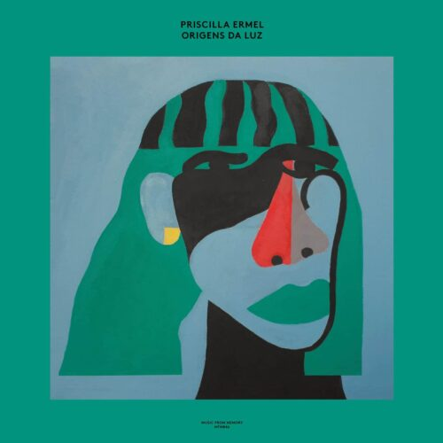 Priscilla Ermel Origens Da Luz Music From Memory 2xLP, Compilation Vinyl