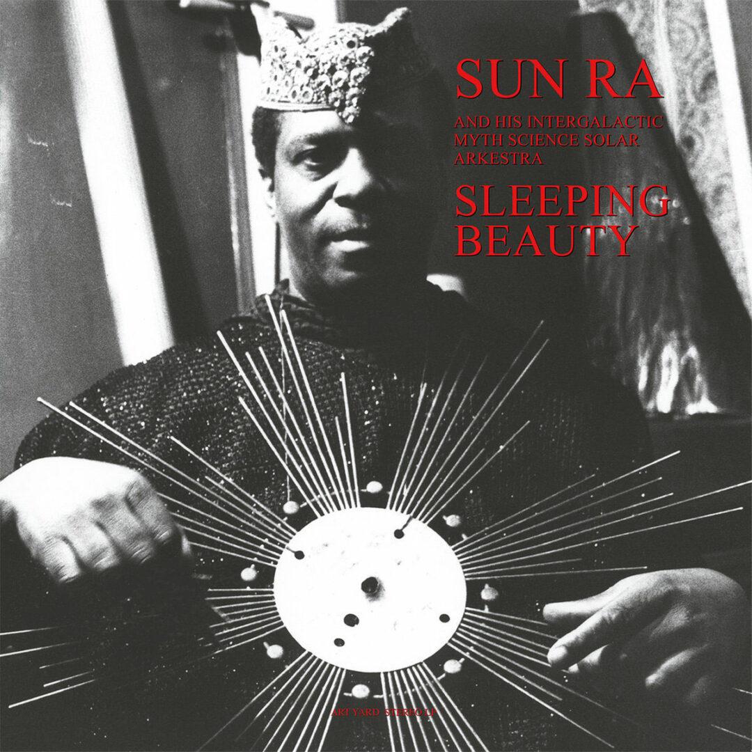 Sun Ra Sleeping Beauty Art Yard LP, Reissue Vinyl