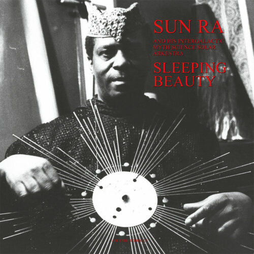 Sun Ra Sleeping Beauty Art Yard LP, Reissue Vinyl