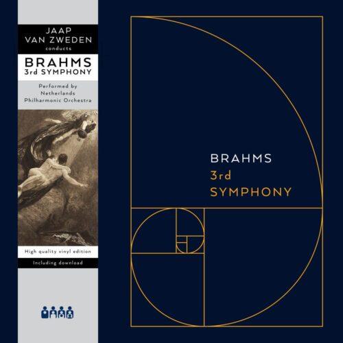 Brahms 3rd Symphony Edit Futurum 180g, LP, Reissue Vinyl