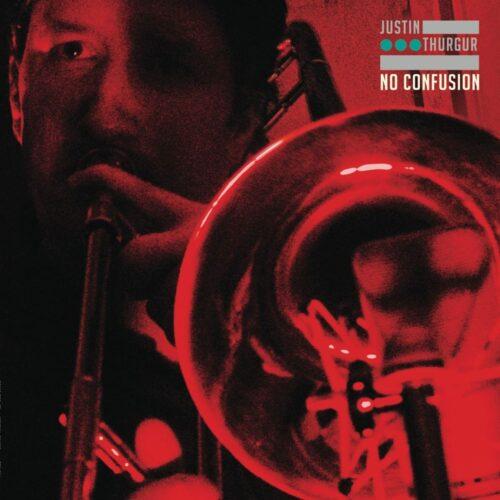 Justin Thurgur No Confusion Funkiwala LP Vinyl
