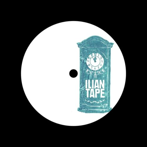 "Etch Polarity Ilian Tape 12"" Vinyl"