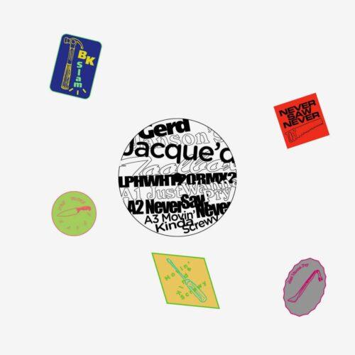 """Jacques Renault Gerd Janson's Jacque'd Toolbox Let's Play House 12"""" Vinyl"""