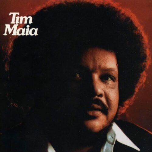 Tim Maia Tim Maia Vinilisssimo LP, Reissue Vinyl