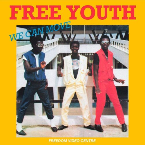 """Free Youth We Can Move Soundway 12"""", Reissue Vinyl"""