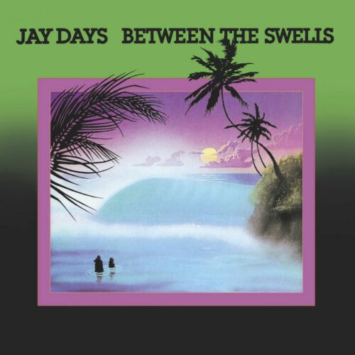 Jay Days Between The Swells Mad About Records LP, Reissue Vinyl