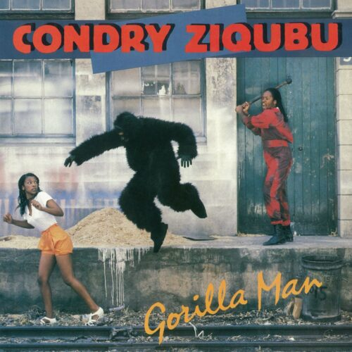 "Condry Ziqubu Gorilla Man Afrosynth 12"", Compilation Vinyl"